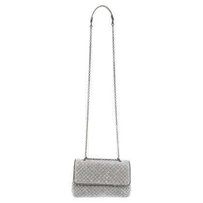 Bottega Veneta Velvet shoulder bag