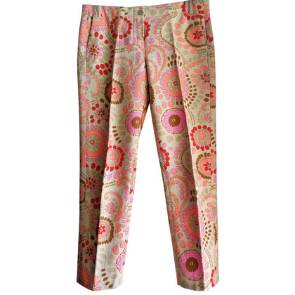 Max Mara trousers with pattern