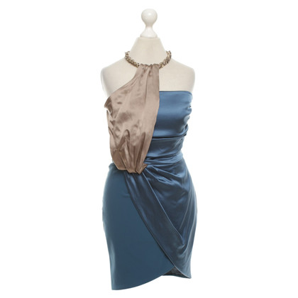 Elisabetta Franchi Evening dress in blue