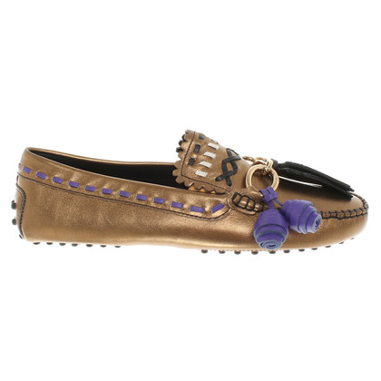 Tod's Loafers in bronze