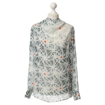 """Lala Berlin Silk blouse """"Helin Electric"""""""
