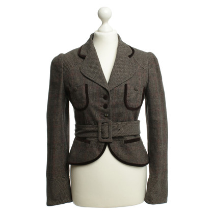 Stefanel Blazer with belt