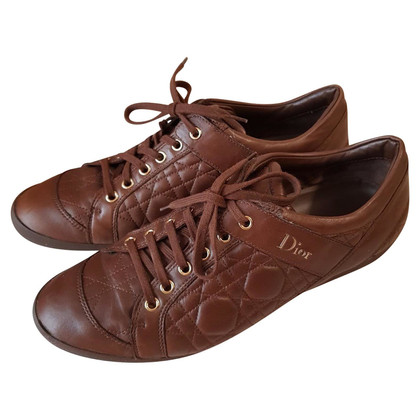 Christian Dior Lace-up shoes in brown