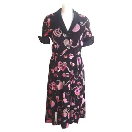 Andere Marke Louis Feraud - Kleid mit Muster