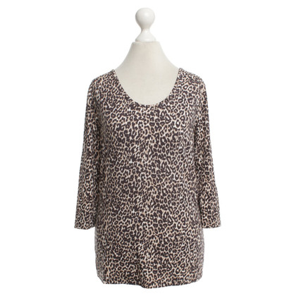 Marc Cain Animal-Shirt in Bunt