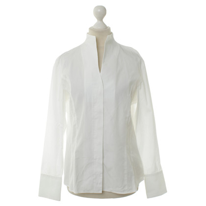 "Van Laack White blouse ""Alice"""