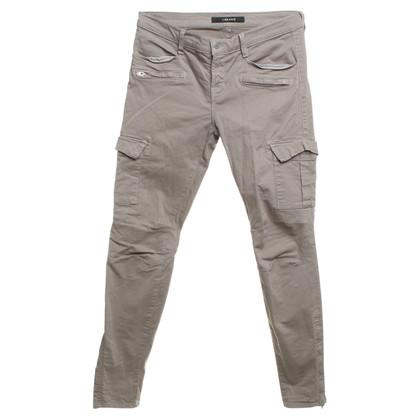 J Brand Cargo Jeans in Khaki