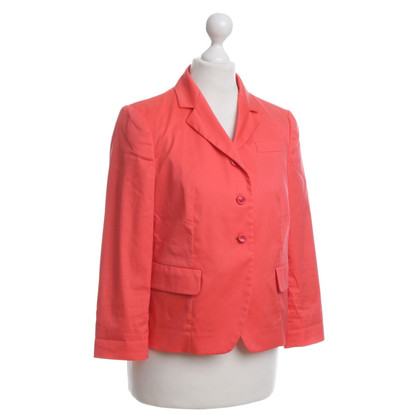 Miu Miu Blazer in coral red