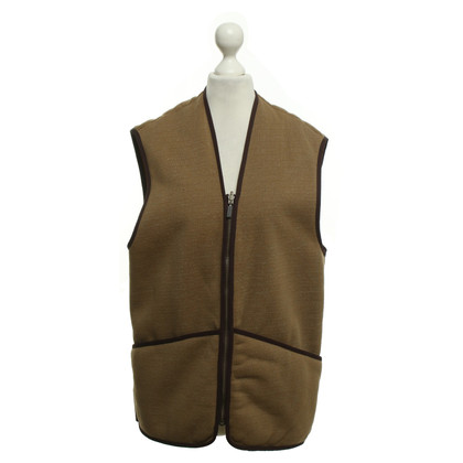Barbour Vest with reversible function