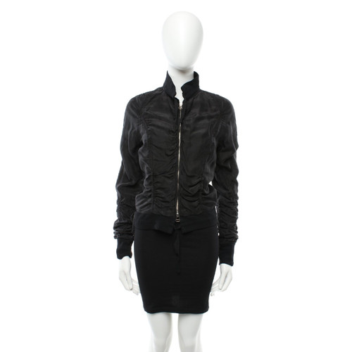 975ffd883d Pinko Jacket in anthracite - Second Hand Pinko Jacket in anthracite ...