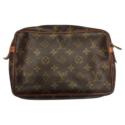 Louis Vuitton Kulturbeutel aus Monogram Canvas