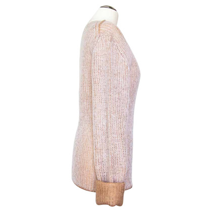 Acne Sweater with mohair part