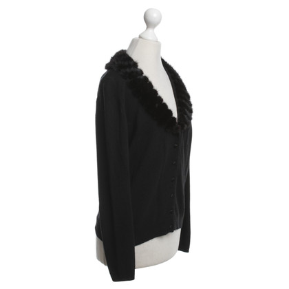 Blumarine Cardigan in black