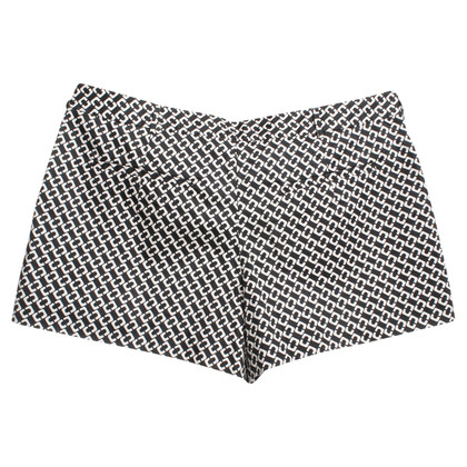 Diane von Furstenberg Shorts in zwart