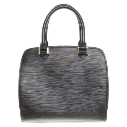 "Louis Vuitton ""Pont Neuf 25"" in black"