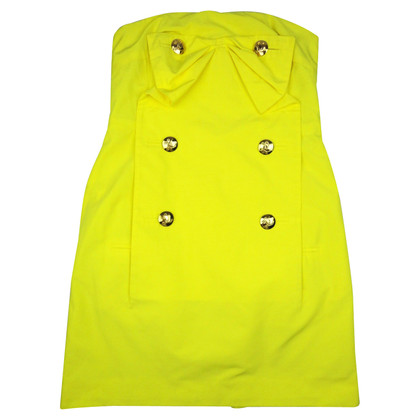 Louis Vuitton Trägerloses Kleid