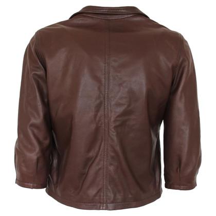 Ferre giacca di pelle