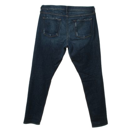 "Frame Denim Jeans ""Le Garçon"" in blue"