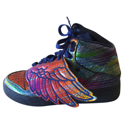 Adidas Originals by Jeremy Scott Sneakers with Wing element