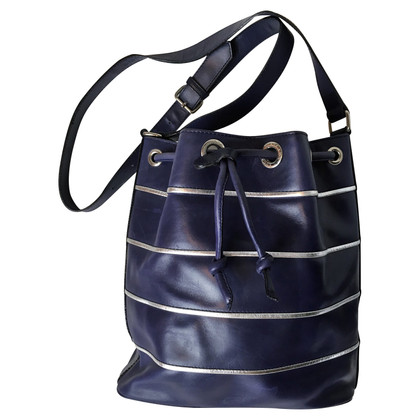 Escada Beuteltasche in Blue