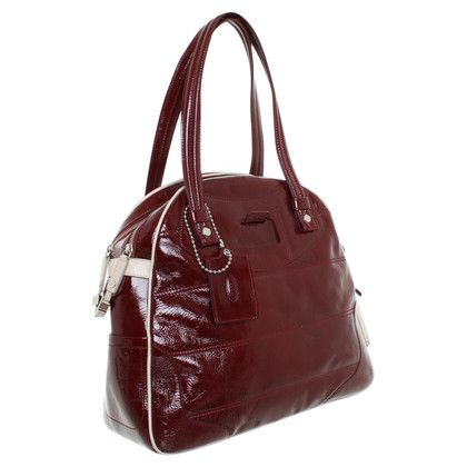 Tod's Handbag made of patent leather