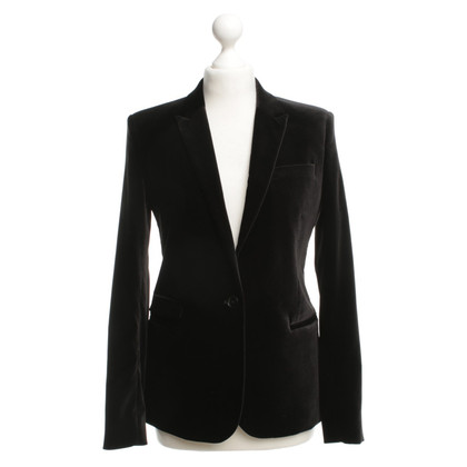 The Kooples Blazer aus Samt