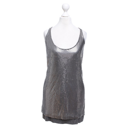 Patrizia Pepe Top in Grey