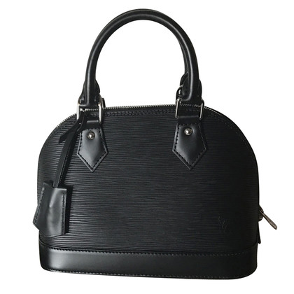 "Louis Vuitton ""Alma BB Epi Leder"" in Schwarz"