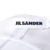 Jil Sander Chemise surdimensionnée en crème