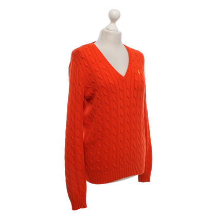 Ralph Lauren Sweater in orange
