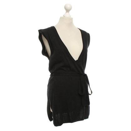 Luisa Cerano Tank top in anthracite