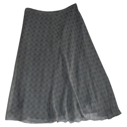 Blumarine silk skirt
