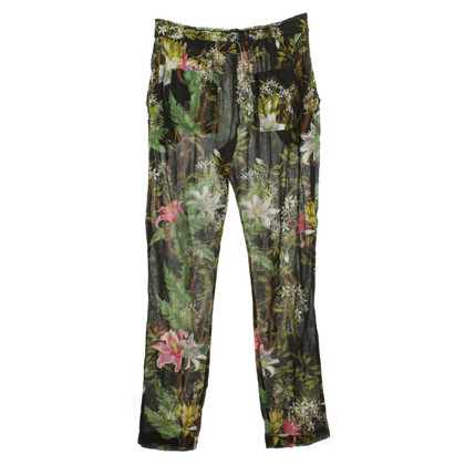 Isabel Marant Etoile Pants with floral pattern