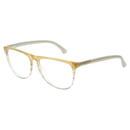 Gucci Glasses in bi-color