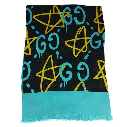 Gucci Gucci Ghost Shawl