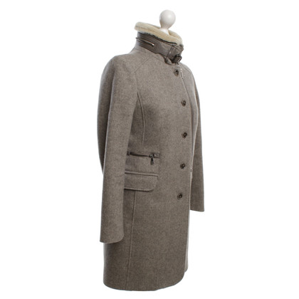 Mabrun Coat met patronen