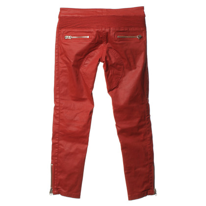 Isabel Marant for H&M Jeans in Rot