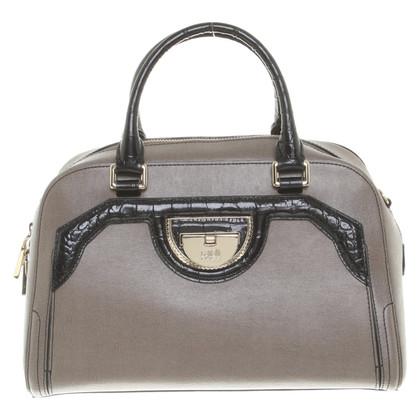 Roberto Cavalli Handbag in grey / black