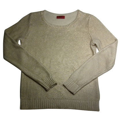 Hugo Boss Metallic knit pullover