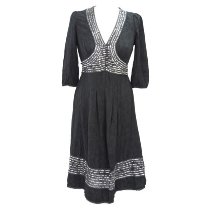 Whistles Dress with sequin trim