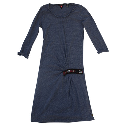Maison Scotch elastic cotton dress