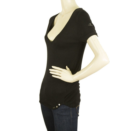 Zadig & Voltaire top in black