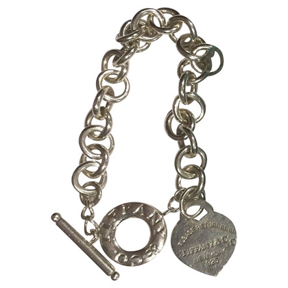 Tiffany & Co. Armband mit Herzanhänger