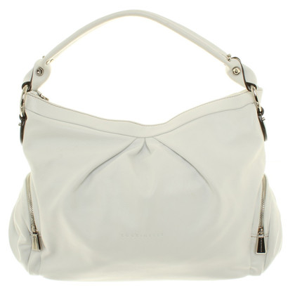 Coccinelle Handtasche in Weiß