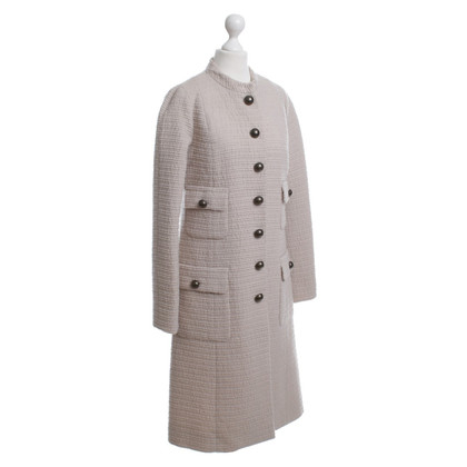 Marc Jacobs Beige wool coat