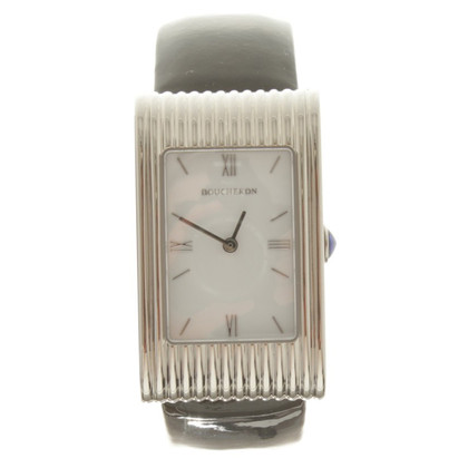 Other Designer Boucheron - watch with patent leather strap