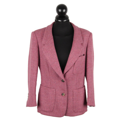 Yves Saint Laurent Wol Blazer