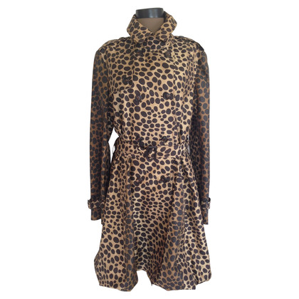 Moschino Cheap and Chic Trenchcoat aus Ballonseide