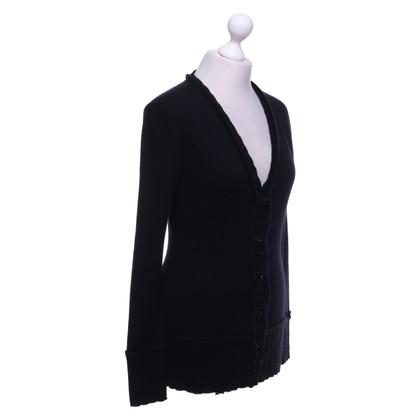 Allude Cardigan in black