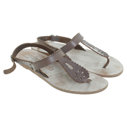 Pedro Garcia Leather sandals